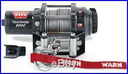 Warn ATV Vantage 2000 Winch withMount John Deere Gator XUV 625i/825i/855D 11-15
