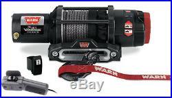 Warn Provantage 4500S Winch withMount John Deere Gator XUV 825i S4 13-16