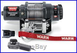 Warn UTV Vantage 3000 Winch withMount John Deere Gator XUV 590i/590i S4 16-17