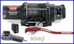 Warn Vantage UTV 4000s Winch withMount John Deere Gator XUV 625i/825i/855D 11-15