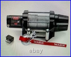 Warn Vrx 4500 Utv Winch Kit For All Models John Deere Gator Xuv 835m