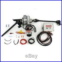 Wicked Bilt Unisteer Power Steering Kit John Deere Gator RSX 850i RSX850i 11-13