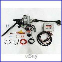 Wicked Bilt Unisteer Power Steering Kit Rack Pinion John Deere Gator HPX & XUV