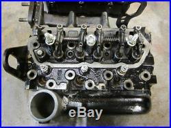 Yanmar 3TN66 John Deere Gator Complete Cylinder Head Intake Exhaust Manifold