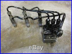 Yanmar 3TN66 John Deere Gator Diesel Complete Fuel Injection Pump Injectors