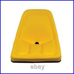 Yellow Seat Fits John Deere Fits JD Gator AM121752, AM129969