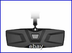 Yellow Seizmik Halo-R Rear View Mirror- John Deere Gator 825i / 835 / 855 / 865
